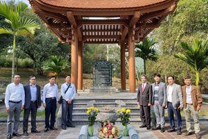 Đoàn công tác Bộ Ngoại giao làm việc với tỉnh Tuyên Quang