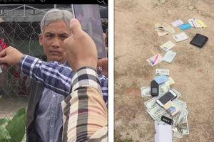 Di lý phó Viện trưởng Viện KSND nhận hối lộ 2.500 USD về Tây Ninh