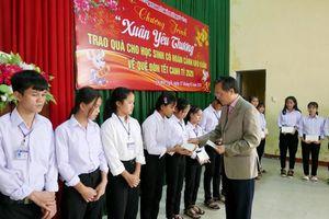 BSR trao quà Tết cho người nghèo, gia đình chính sách