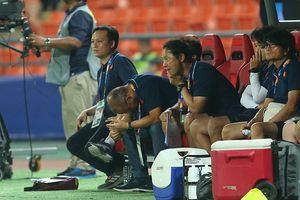 U23 Việt Nam bị loại, báo Hàn Quốc nhắc sai lầm của Bùi Tiến Dũng