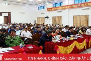 Truyền thống cách mạng của huyện vùng biên có 224 Bà mẹ Việt Nam anh hùng