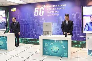 Việt Nam đã làm chủ khoảng 75% thiết bị mạng lưới viễn thông