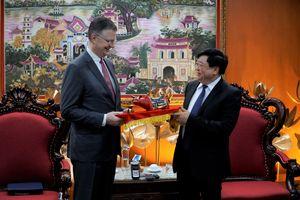 VOV sẽ tổ chức sự kiện mừng 25 năm bình thường hóa quan hệ Việt-Mỹ