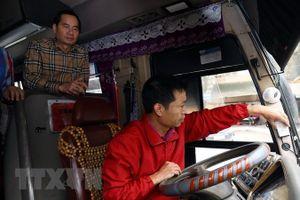 Đảm bảo thuận lợi cho hành khách tại các bến xe, ga tàu dịp Tết