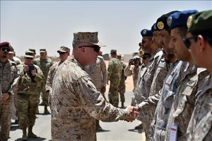 Saudi Arabia chi 500 trăm triệu USD cho hoạt động của quân đội Mỹ