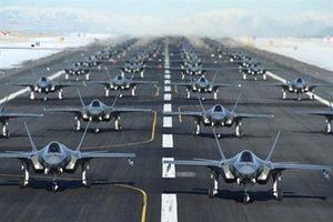 Lockheed Martin vượt xa kế hoạch bàn giao F-35 trong năm 2019
