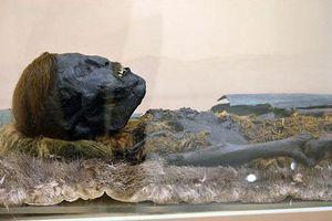 Huyền bí xác ướp vùng băng giá Serbia