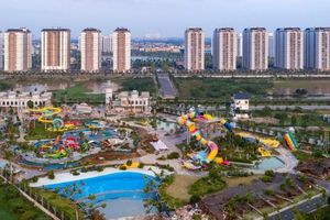 'Khai tử' công viên nước lớn nhất Hà Nội: Không chỉ là sự lãng phí....