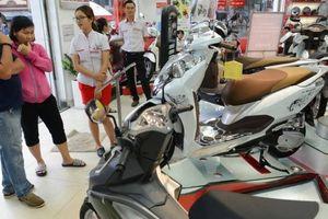 100 người Việt mua xe máy thì 79 người tậu xe Honda