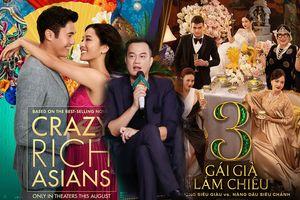 Đạo diễn 'Gái già lắm chiêu 3': Ngu ngốc mới đi đạo nhái bộ phim Crazy Rich Asians - tượng đài và tự hào của Châu Á