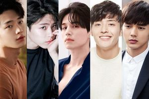 Những cảnh khóc đi vào huyền thoại của 5 nam thần màn ảnh Hàn Quốc