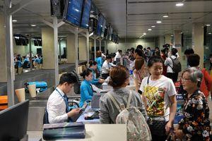 Nhiều hành khách ở Sài Gòn bị nhỡ chuyến bay Tết Canh Tý, hãng hàng không đưa ra khuyến cáo