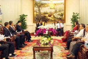 Nâng cao chất lượng hợp tác đào tạo lao động với Đài Loan