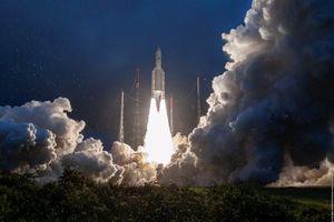 Ấn Độ phóng thành công vệ tinh viễn thông GSAT-30