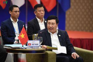 ASEAN tái khẳng định cam kết mạnh mẽ về chủ nghĩa khu vực mở