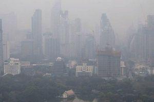 Báo động tình trạng ô nhiễm bụi mịn tại thủ đô Bangkok