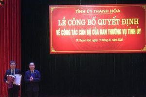 TP. Thanh Hóa có tân Bí thư Thành ủy nhiệm kỳ 2015 - 2020