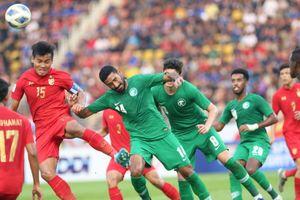 Thái Lan out, Đông Nam Á sạch bóng ở VCK U-23 châu Á