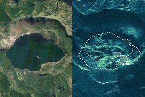 Hồ nước nổi tiếng ở miệng núi lửa Taal biến mất sau vài ngày phun trào