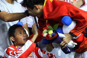 Evan Dimas đã hồi phục 80% sau pha bóng với Văn Hậu