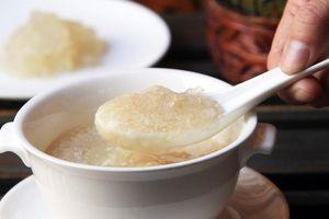 Món súp tổ yến đắt đỏ của người Trung Quốc
