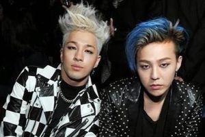 G-Dragon và Taeyang - bộ đôi chất ngầu tại các sự kiện thời trang