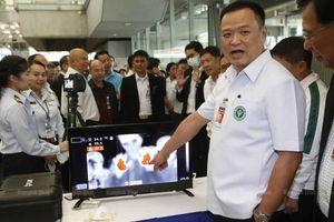 Phát hiện thêm du khách Trung Quốc nhiễm virus corona mới ở Thái Lan