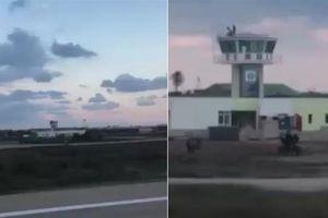 Lá chắn thép của Thổ gần Tripoli có ngăn được LNA?