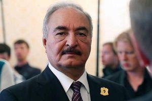 Nguyên soái Haftar chấp nhận lời mời tới Nga của TT Putin