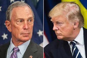 Tổng thống Trump: Chiêu quảng cáo của ông chủ Bloomberg cực kỳ sai lầm