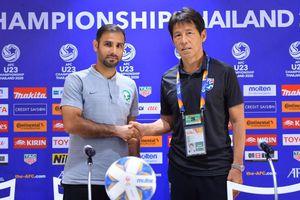 HLV Saudi Arabia hé lộ phương án đấu U23 Thái Lan