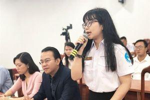 Phát huy quyền dân chủ học sinh qua chương trình 'Đối thoại mùa xuân'