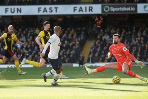 Watford 0-0 Tottenham: Mourinho thót tim (H2)