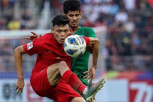 VAR khiến U23 Thái Lan 'ôm hận'