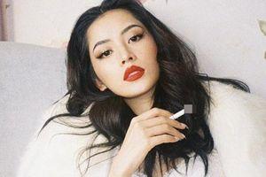 Chi Pu gây sốc với loạt ảnh cầm thuốc lá tạo dáng gợi cảm, thần thái xuất sắc nhưng ai nghĩ lại táo bạo đến mức này!