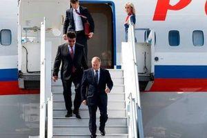 Tổng thống Nga Putin sẽ tham gia Hội nghị quốc tế về Libya