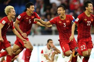 Báo Thái 'trù ẻo' đội tuyển Việt Nam tại vòng loại World Cup