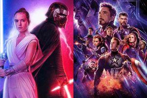 Những điểm tương đồng giữa Star Wars: The Rise of Skywalker và Avengers: Endgame