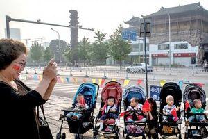 Kinh tế Trung Quốc tăng trưởng thấp nhất trong 3 thập kỷ
