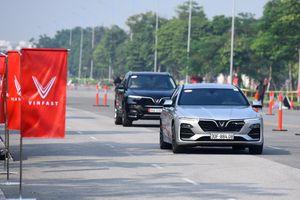 VinFast công bố doanh số, tham vọng xuất xe sang Mỹ