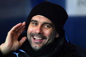 HLV Pep Guardiola chính thức chốt tương lai