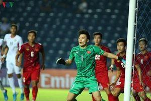 Bùi Tiến Dũng không thi đấu ở vòng loại AFC Champions League