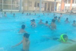 Tắm hồ bơi bất cẩn, 1 trẻ em thiệt mạng