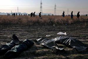 Iran sẽ trao cho Ukraine hộp đen máy bay gặp nạn