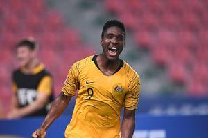Thắng U23 Syria trong hiệp phụ, U23 Australia vào bán kết U23 châu Á