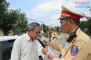 Phú Yên: Kiên quyết xử lý vi phạm nồng độ cồn