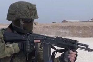 Đặc nhiệm Nga chặn đoàn xe chở vũ khí Mỹ ở Syria?