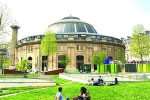 Năm 'bận rộn' của bảo tàng Paris