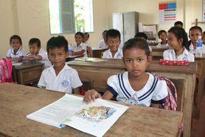 Xuân sớm cho học trò nghèo