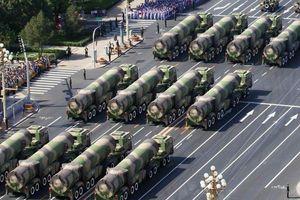 Trung Quốc không phải đối thủ cạnh tranh với Nga và Mỹ về vũ khí hạt nhân